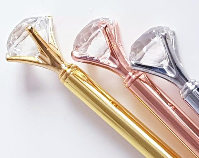 Diamond Pen in 3 wonderful Colors