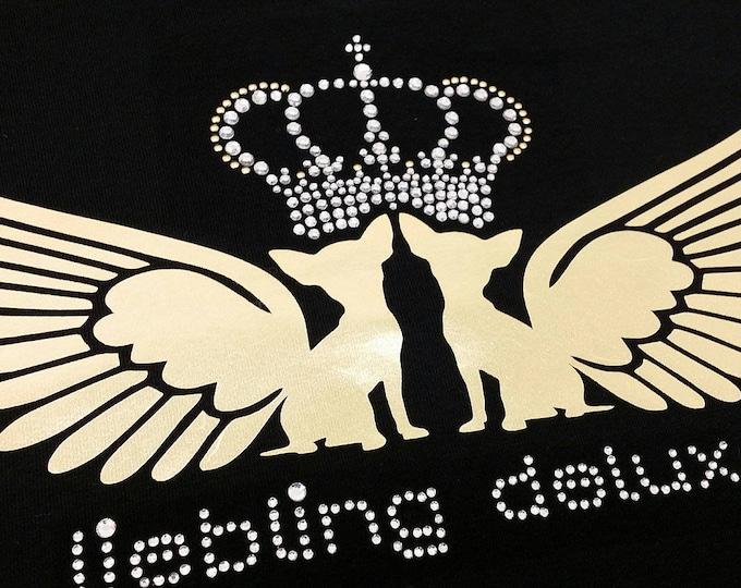 "BlingBling Lady-Fit Shirt ""Diamonds"""