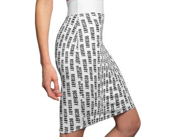 Pencil Skirt 80sBABY NKOTB