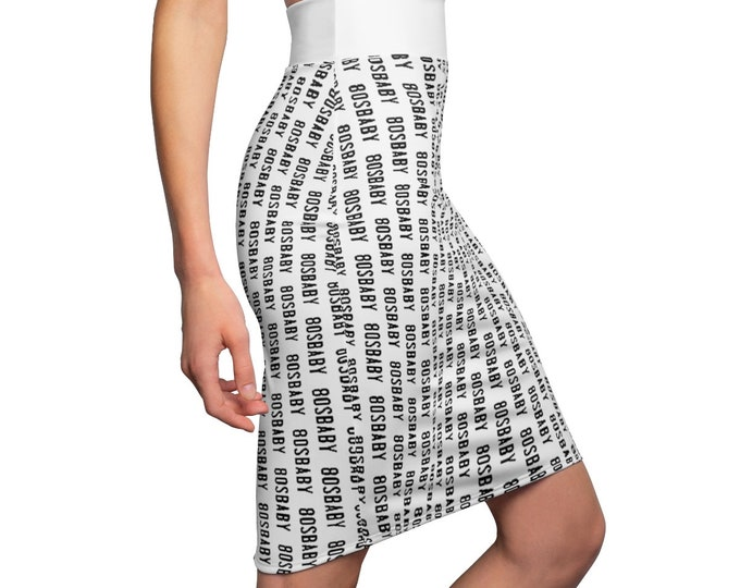 Pencil Skirt 80sBABY NKOTB