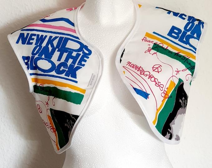NKOTB - Handmade Bolero Jacket with white lining