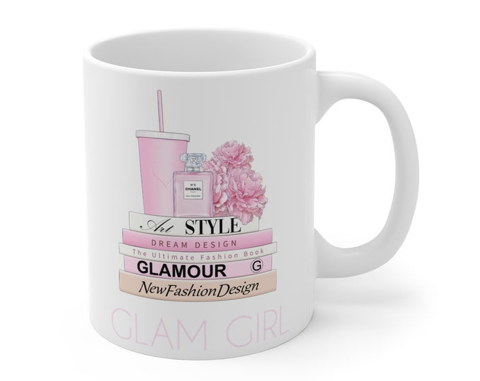 Glam Girl - Mug 11oz