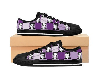 Women's Sneakers NKOTB JOE purple