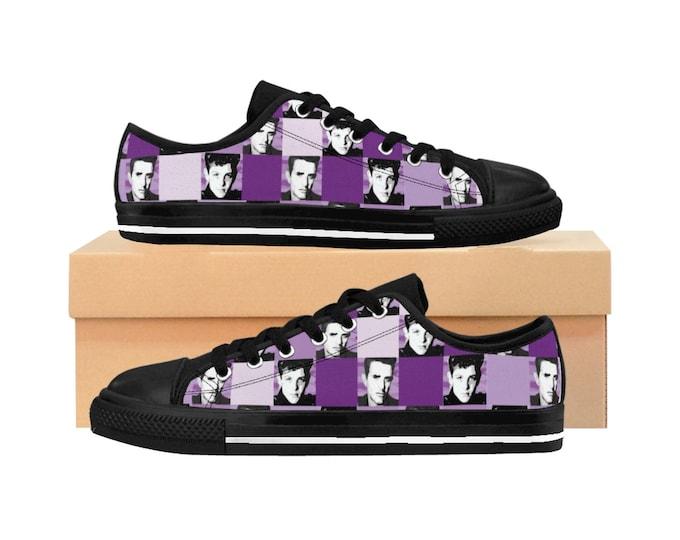 Women's Sneakers NKOTB JOE purple
