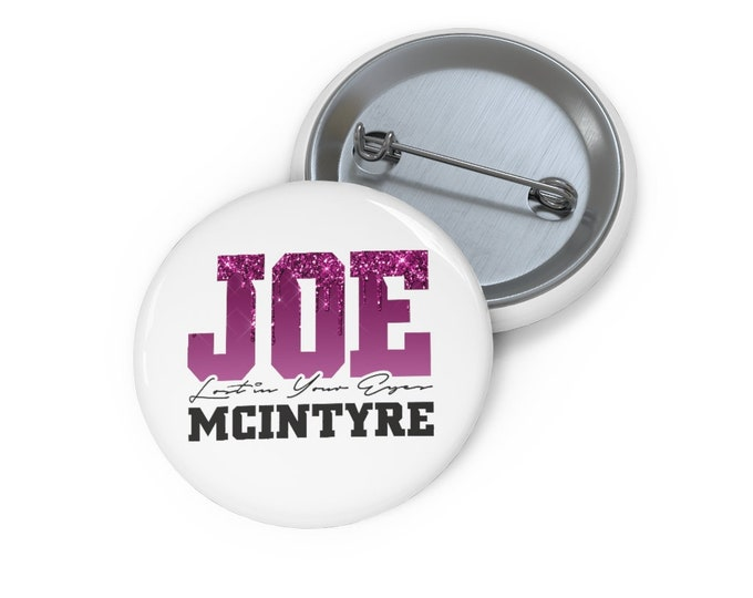 Featured listing image: Joe VEGAS Pin Buttons