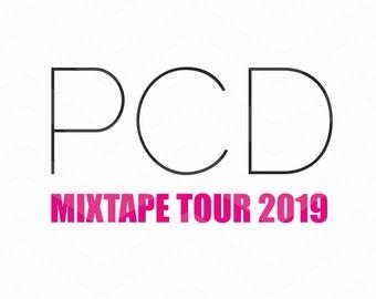 Post Concert Depression PCD - File for Cricut - Silhouette Cameo/Portrait