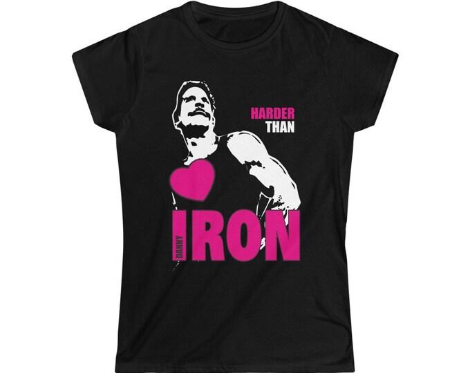 Harder than iron - NKOTB DANNY - Women's Softstyle Tee