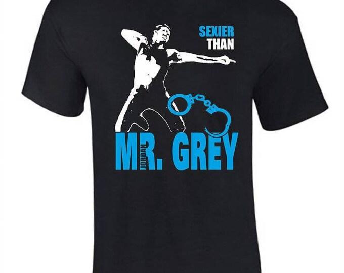 Jordan is sexier than MR. GREY