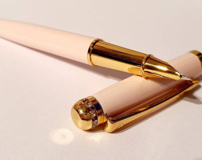 Fountain Pen light pink - Füllfederhalter
