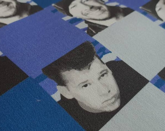 Facie DONNIE SQUARED by Iris C. Reinhardt - exclusive pattern - NKOTB - New Kids On The Block