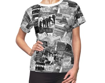 Tee NKOTB MEMORIES - 30 years of touring and cruising memories - exclusive pattern
