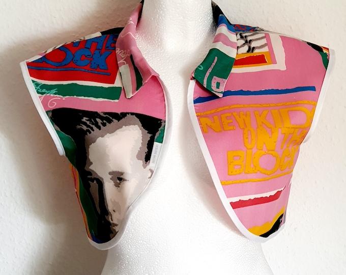NKOTB - Handmade Bolero Jacket with lining and collar