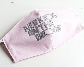 Just DONATE HERE: New Kids on the Block - NKOTB Facie limited edition - Not for sale