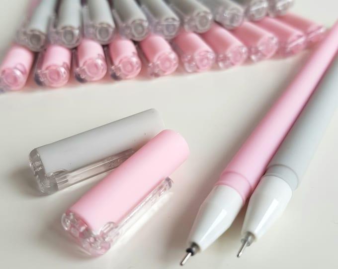 Gel Pen in 2 Colors