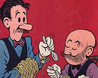 Dell Comics: Mutt and Jeff Comic Book