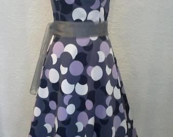60891929efe7 Retro party occasion dress.