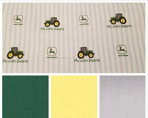 Tractor, Weighted Blanket, Cotton Flannel, Up to Twin Size, 3 to 20 Pounds, Adult Weighted Blanket, SPD, Autism, Calming Blanket