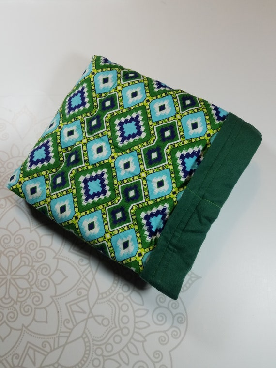 Ready, To Ship, Aztec, 5 Pound, WEIGHTED BLANKET, Ready To Ship, 5 pounds, 28x32, for Autism, Sensory, ADHD, Calming, Anxiety,