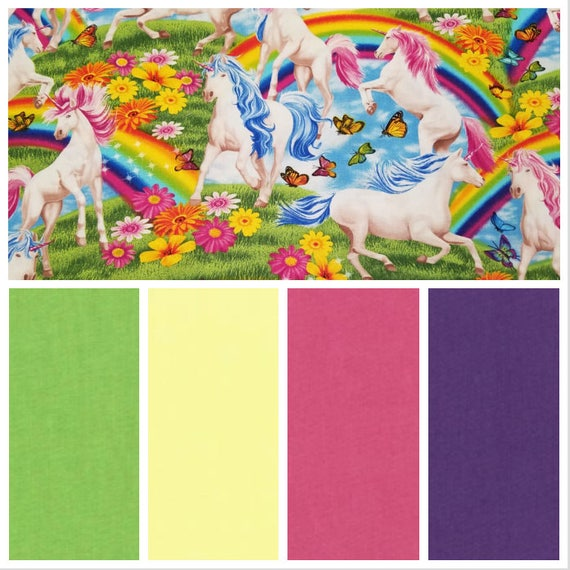 Unicorn, Weighted Blanket, Cotton, Up to Twin Size, 3 to 20 Pounds, 3 to 20 lb, Adult Weighted Blanket, SPD, Autism, Calming Blanket