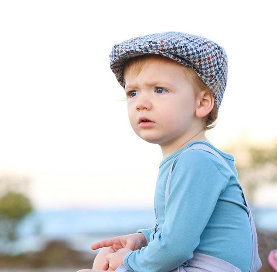 Baby Hat Toddler Flat Cap Boys Driving Cap Little Boys  517a6ff4264