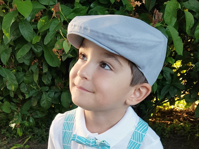 2f68533d5ebcb Baby Hat Toddler Flat Cap Boys Driving Cap Little Boys | Etsy