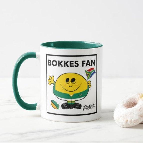 Christmas Gift Tonga Fan Rugby Mug Birthday Stocking Filler Cup