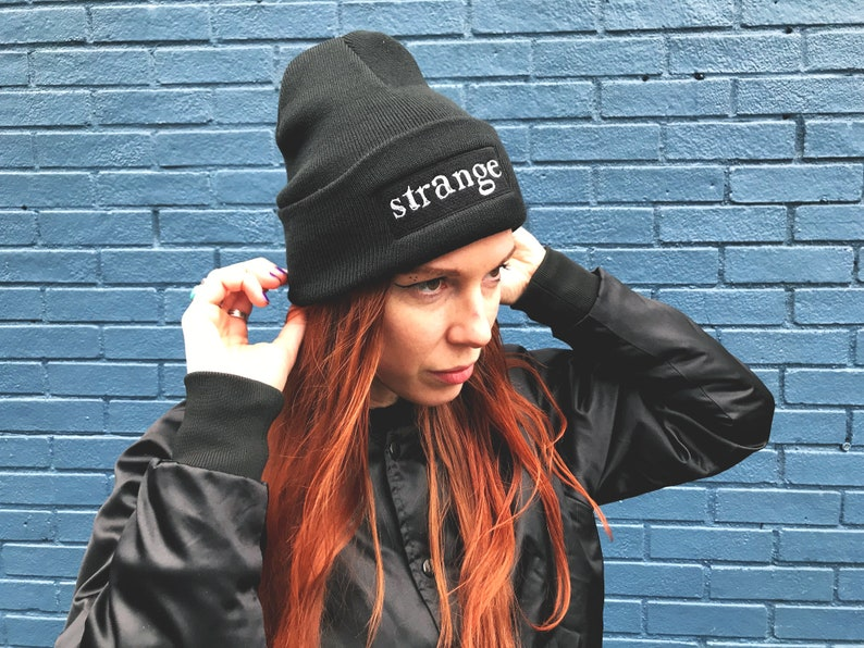 Surreal Storytelling with Strange Women / Black Strange image 0