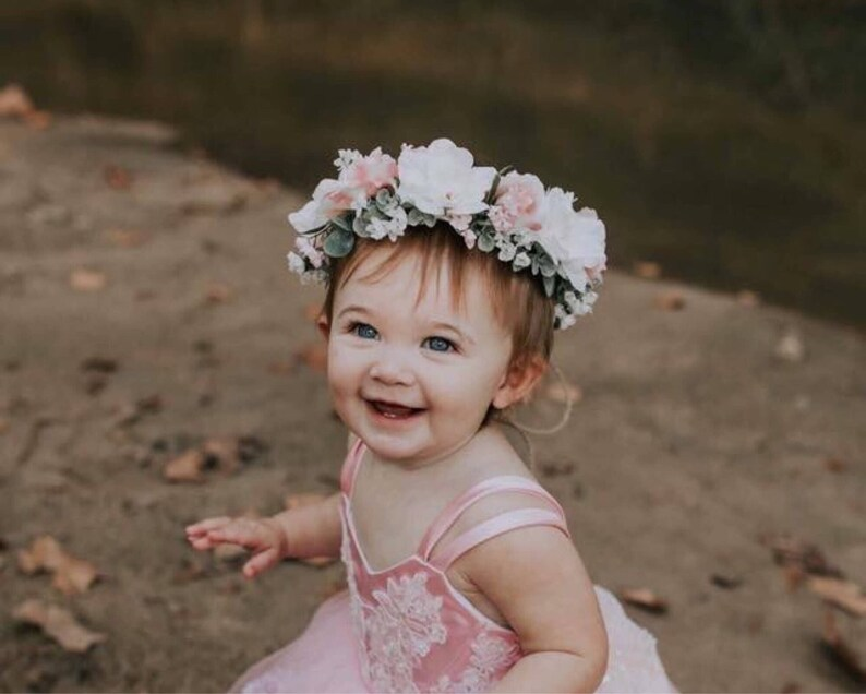 Flower halo / flower crown/ boho / flower crown flowers all image 0