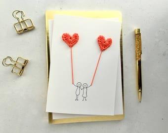 Anniversary card for husband - Anniversary card for wife - Anniversary card for girlfriend - Anniversary card for boyfriend