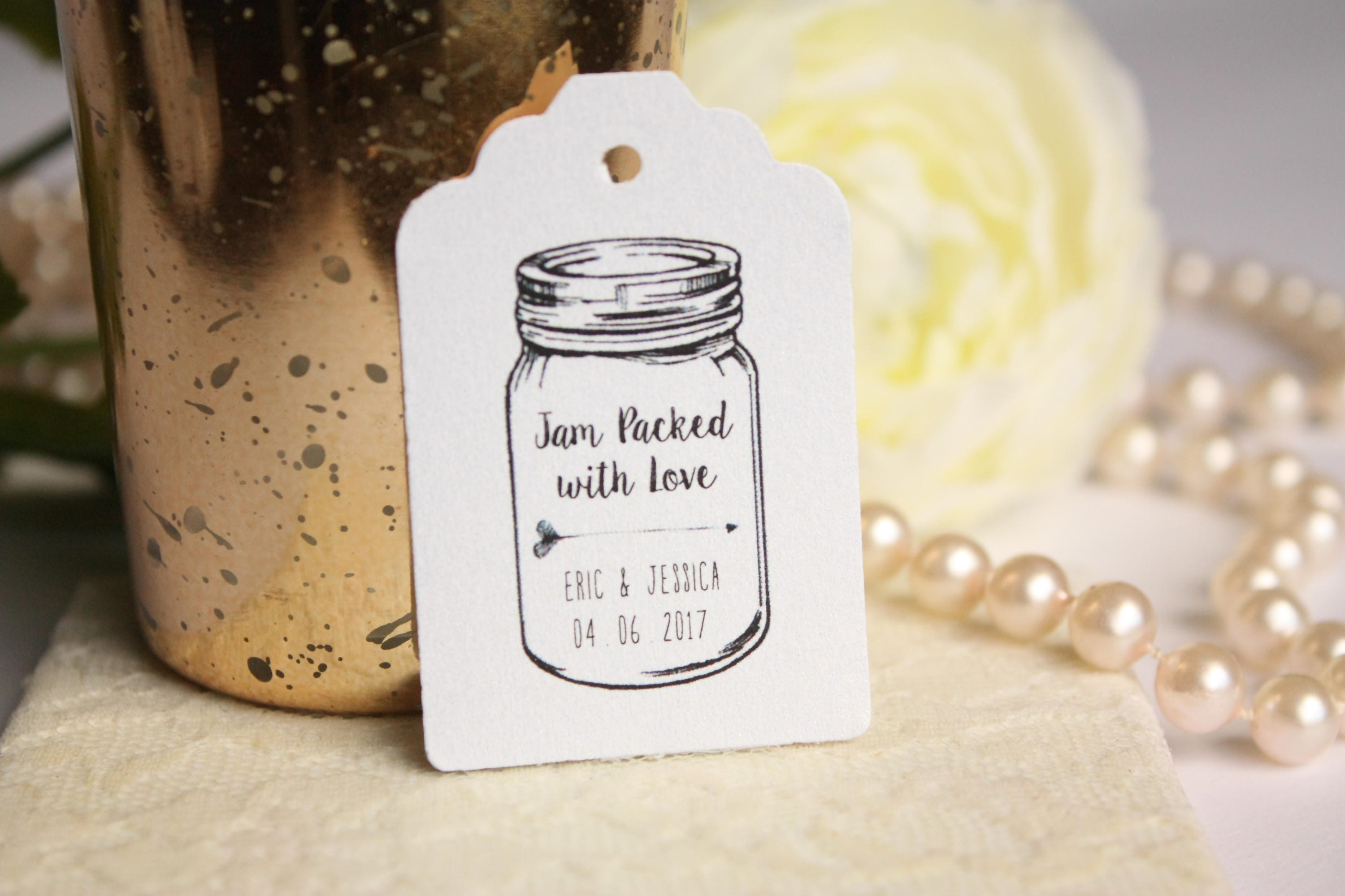 Famous Wedding Jam Favors Ideas - Wedding Idea 2018 ...