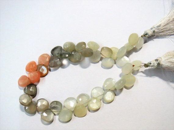 5 strds Précieux Naturel Malaisie jade Perles Mixte Couleur Ronde Beading Craft 4 mm
