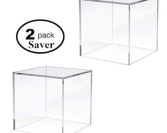 07cea021565f Acrylic cubes | Etsy