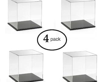 6cee4c7c3ffc Acrylic display cube | Etsy