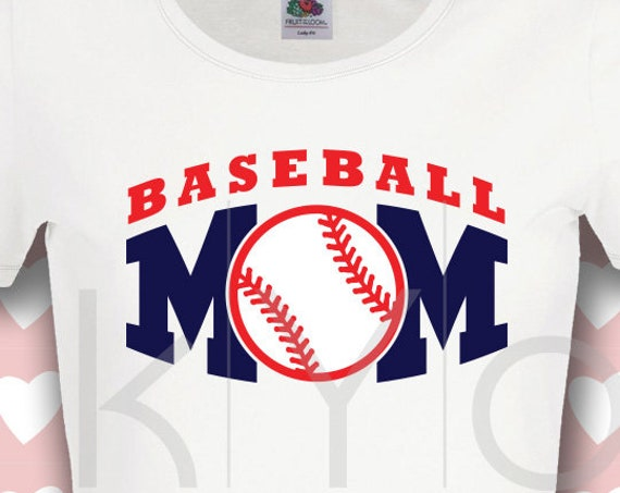 Baseball Mom svg Baseball Stitches svg Baseball svg Baseball life svg Sport mom svg files for Cricut and Silhouette dxf png studio3 files
