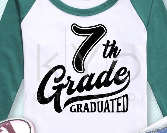 7th grade svg seventh grade svg 7th grade clip art school graduation svg 7th grade nailed it svg files for cricut silhouette files