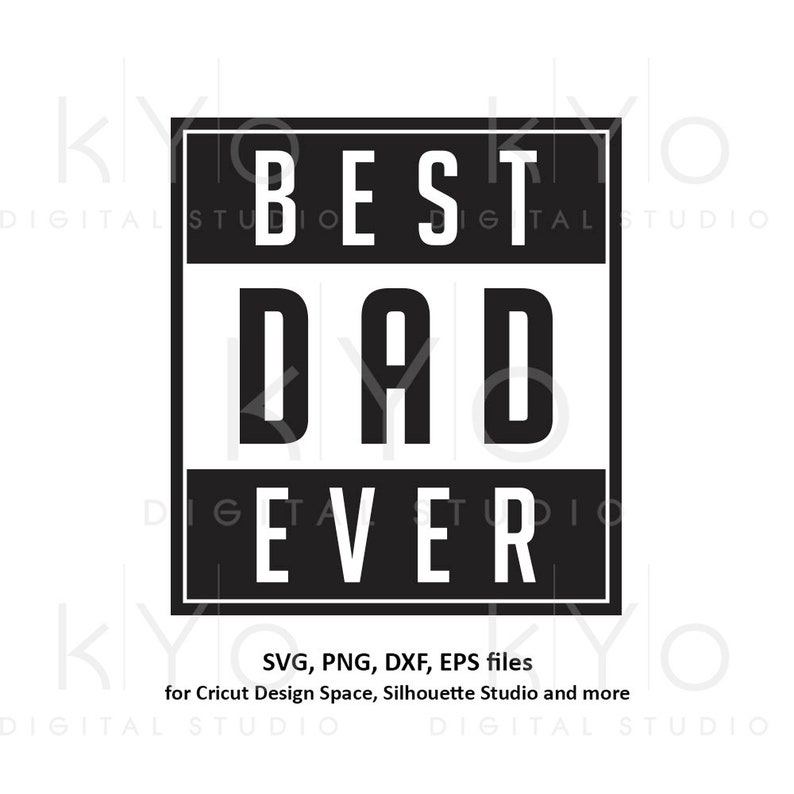 b4bef990 Best dad ever svg Fathers day svg Worlds best dad svg Dads | Etsy