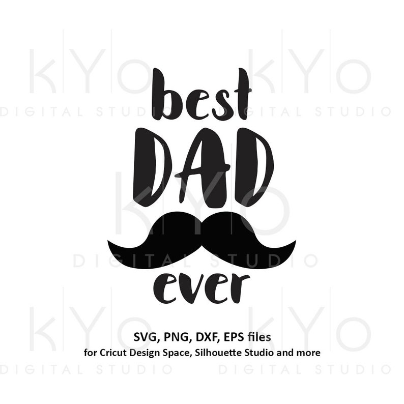 7c105ae6 Fathers day svg Best dad ever svg Worlds best dad svg | Etsy