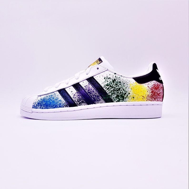 Adidas Stan Smith Mariage I do – Double G Customs