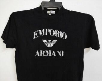 a31c94035e8 Rare!!! Emporio Armani Tshirt Size Large