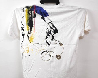d1c567ba8 Futura Laboratories Tshirt Size XLarge art graffiti streetwear hiphop kaws  haze stash big logo