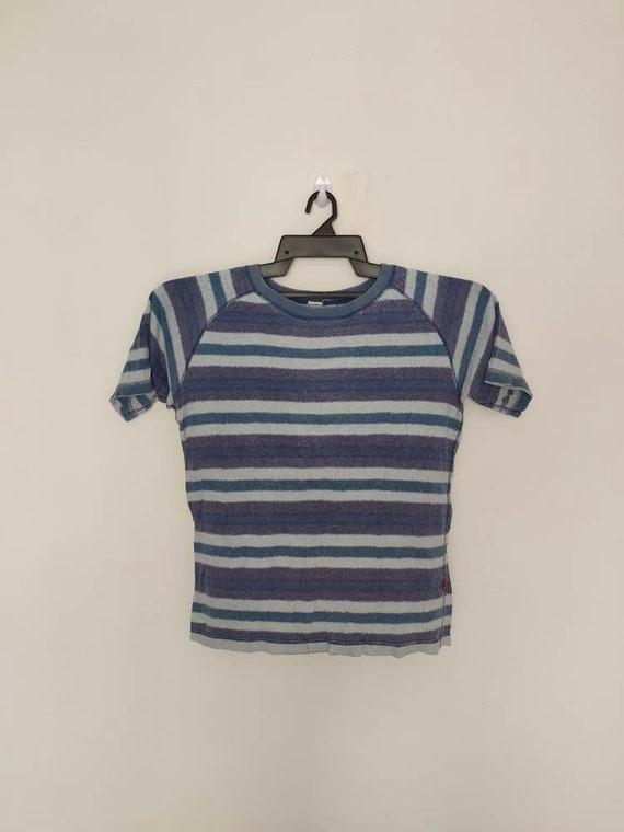 Eternal Comfortable Striped TShirt Size Large