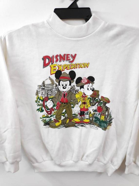 Sale!! Rare!! Vintage 80s Mickey Mouse Disney Exp… - image 2