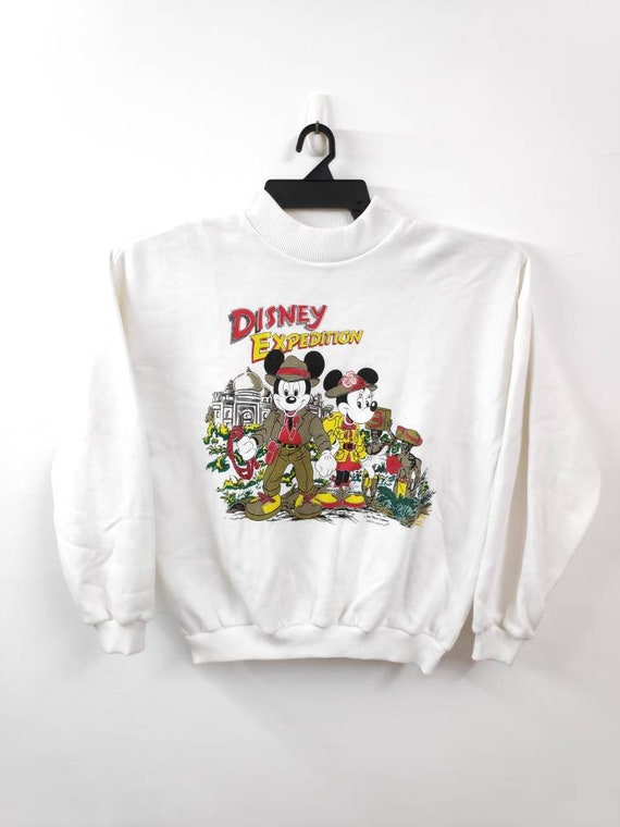 Sale!! Rare!! Vintage 80s Mickey Mouse Disney Expe