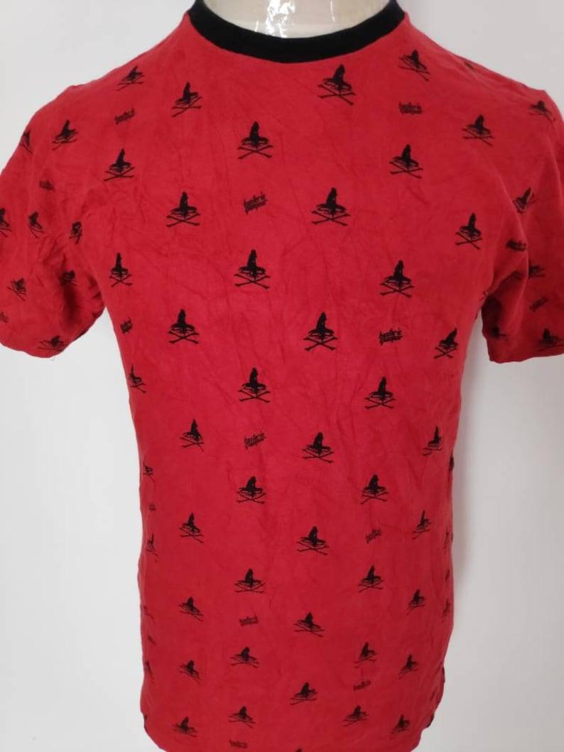 Hysteric Glamour Fullprint Tshirt Size Medium Sale!