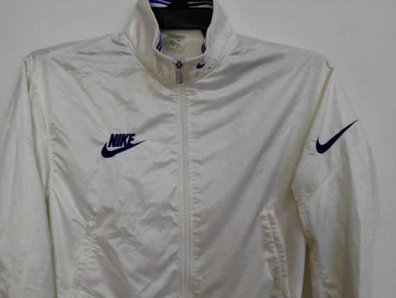good save off sneakers for cheap Sale!! Vintage Nike Swoosh Jacket Size XLarge
