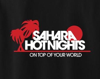 Sahara Hotnights / On Top of Your World - Band tee, Music, Rock