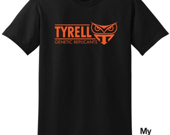 Tyrell Genetic Replicant t-shirt - inspired by Blade Runner (1982)