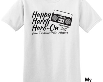 Happy Harry Hard-On Radio - Inspired by Pump Up The Volume (1990)