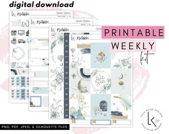 PRINTABLE Weekly Kit  ||  Winter Solstice