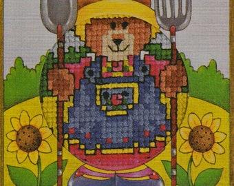 Cross Stitch Kit, In My Garden, UNOPENED